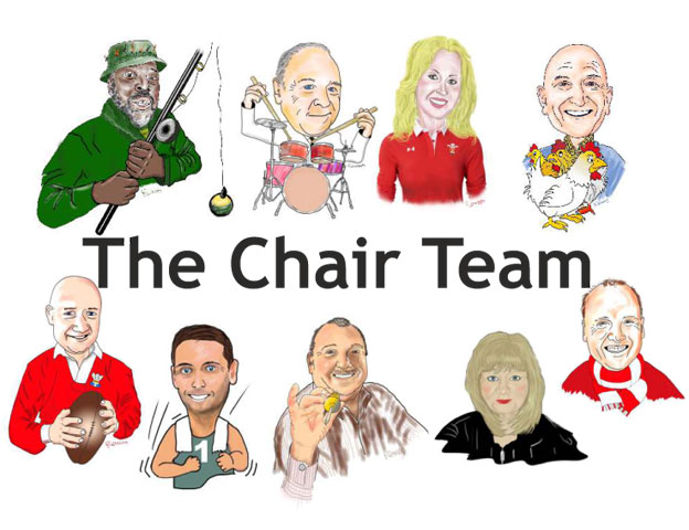 The Chair Team